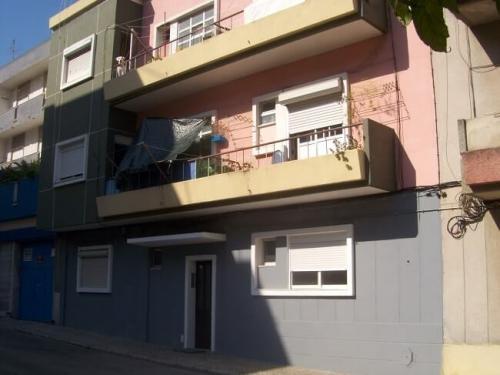 Baixa da Banheira, apartamento