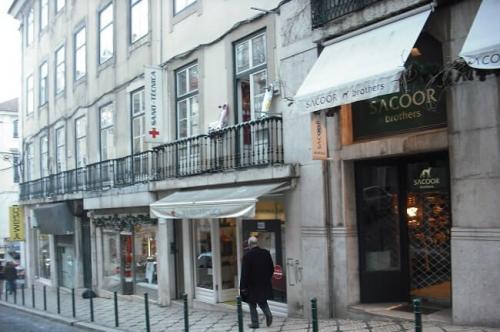 Lisboa, Chiado, loja